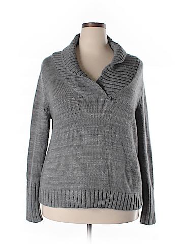 Merona Pullover Sweater Size 2X (Plus)