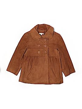 BA&SH Leather Jacket Size 1
