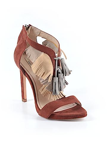 Zara Basic Heels Size 37 (EU)