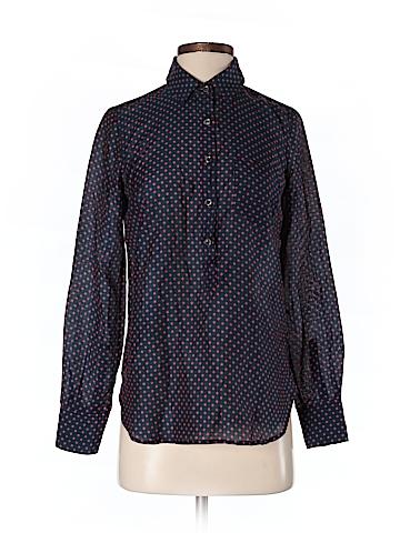 J. Crew Long Sleeve Button-Down Shirt Size 00