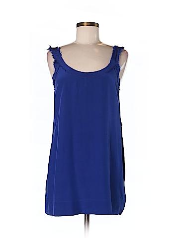 Twelfth Street by Cynthia Vincent Women Sleeveless Silk Top Size 6