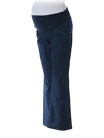 Indigo Blue Jeans Size S Petite (Maternity)
