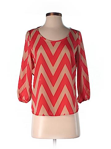 Audrey 3/4 Sleeve Blouse Size S