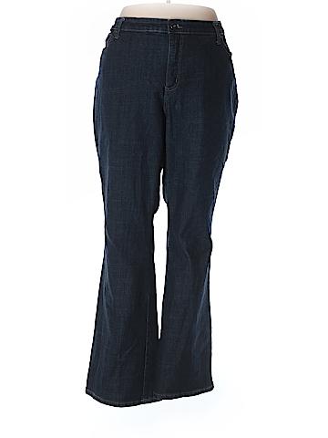 St. John's Bay Jeans Size 22 (Plus)