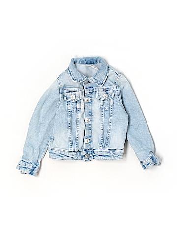 H&M Denim Jacket Size 3-4