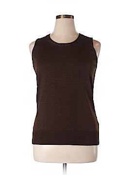 Jones New York Sleeveless Top Size 0X (Plus)