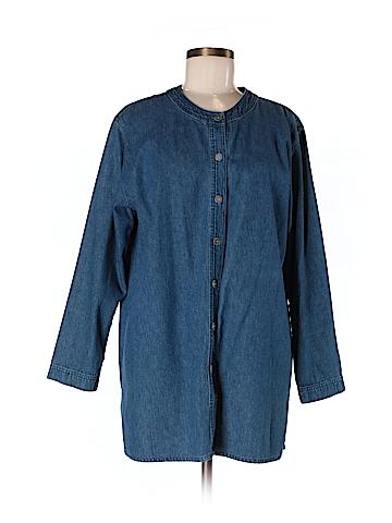 Paul Harris Design Denim Jacket Size M