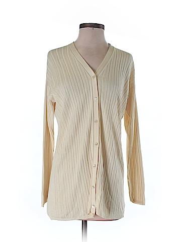 Brunello Cucinelli Silk Cardigan Size S