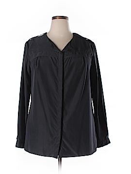 MBN Long Sleeve Blouse Size 2X (Plus)