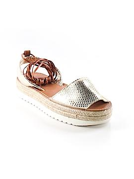 Delman Shoes Sandals Size 10