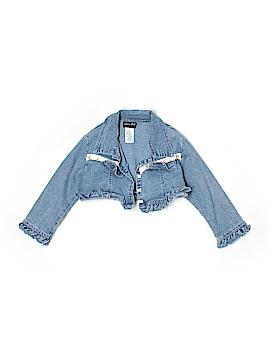 PaperDoll Denim Jacket Size 6X