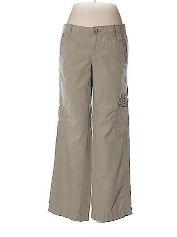 Eddie Bauer Women Cargo Pants Size 2 (Petite)