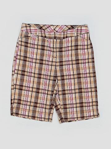 Style&Co Khaki Shorts Size 6