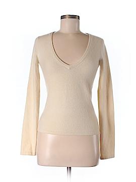 Malika Cashmere Pullover Sweater Size M