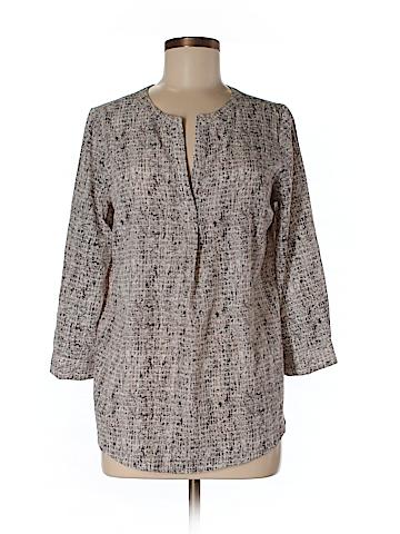 Dalia Casual 3/4 Sleeve Blouse Size M