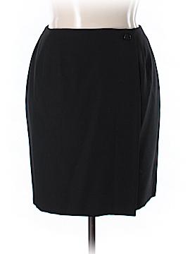 Classiques Entier Wool Skirt Size 16