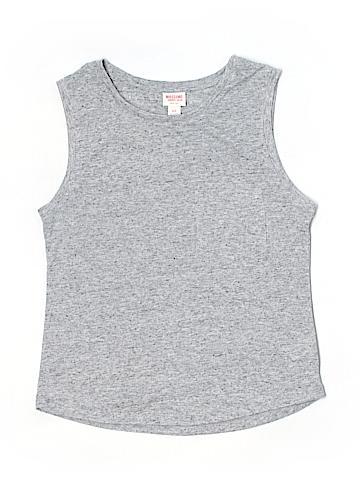 Mossimo Supply Co. Sleeveless T-Shirt Size S