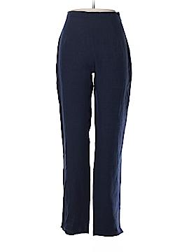 F. by Faconnable Linen Pants Size 40 (EU)