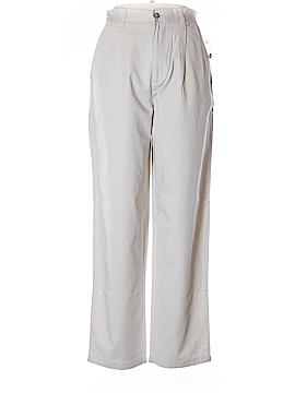 Basic Editions Khakis Size 12