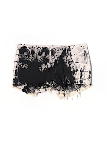 Swing Denim Shorts 25 Waist
