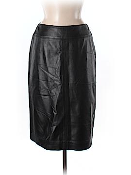 Jones New York Leather Skirt Size 6