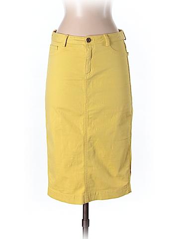 Robert Rodriguez Denim Skirt Size 4