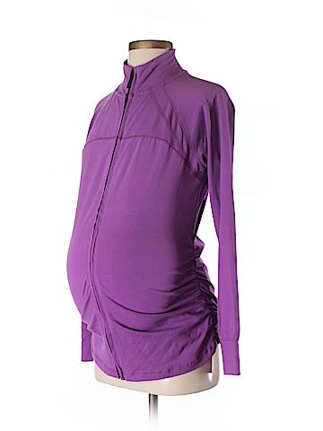Motherhood Track Jacket Size S (Maternity)
