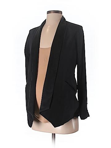 Hatch Silk Blazer Size S (Maternity)
