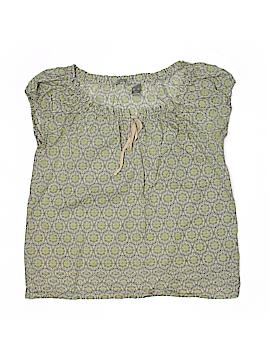 Liz Claiborne Short Sleeve Blouse Size XS