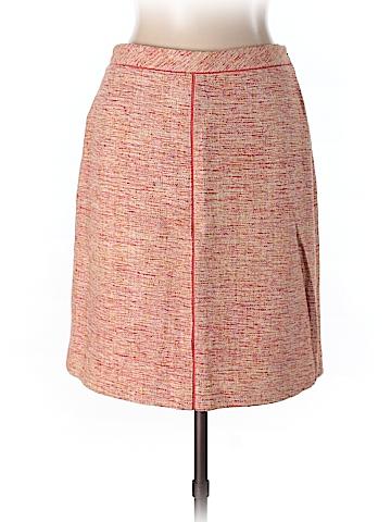 Ann Taylor Silk Skirt Size 10 (Petite)