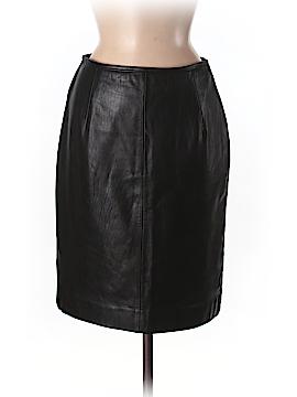 Lauren by Ralph Lauren Leather Skirt Size 10