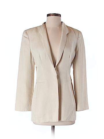Giorgio Armani Silk Blazer Size 36
