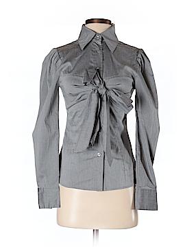 Sandra Angelozzi Long Sleeve Button-Down Shirt Size 32 (EU)