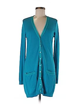 Magaschoni Silk Cardigan Size M