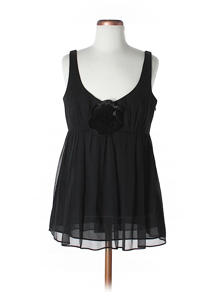 Milly Women Sleeveless Silk Top Size 2