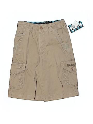 Billabong Women Khaki Shorts 24 Waist
