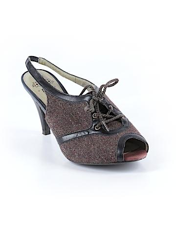 Pink Studio Heels Size 7 1/2