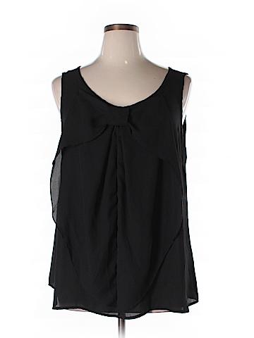Mezza Sleeveless Blouse Size 1X (Plus)