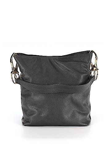 JPK Paris  Leather Hobo One Size