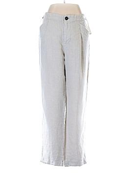 Pas De Calais Linen Pants Size M