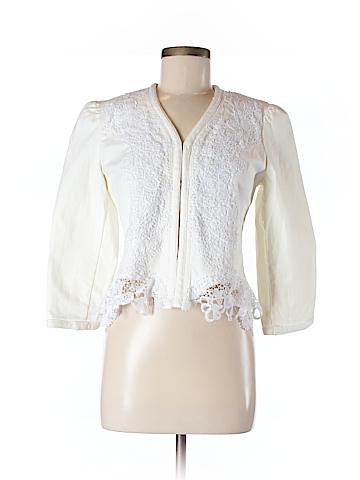 Lauren Jeans Co. Denim Jacket Size M (Petite)