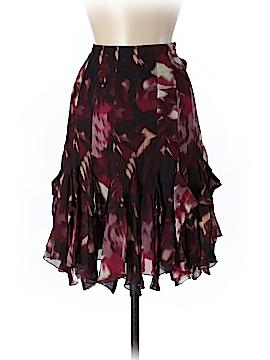 AKRIS for Bergdorf Goodman Silk Skirt Size 8