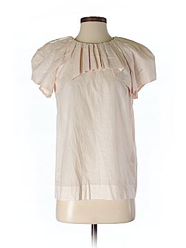 Cos Short Sleeve Blouse Size 36 (EU)