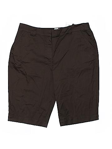 Chico's Khaki Shorts Size XL
