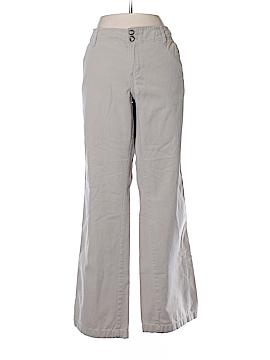 Eddie Bauer Khakis Size 10