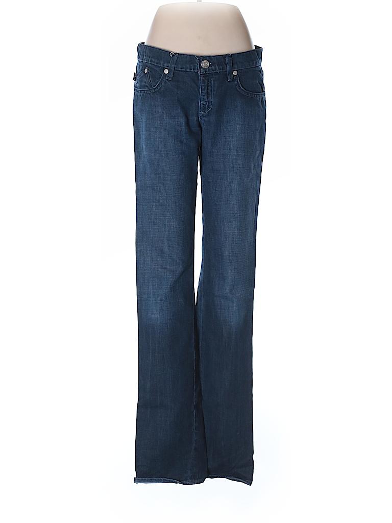rock republic solid dark blue jeans 29 waist 82 off thredup. Black Bedroom Furniture Sets. Home Design Ideas