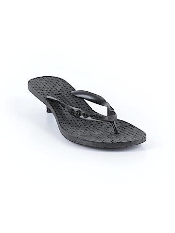 Sigerson Morrison Flip Flops Size 8