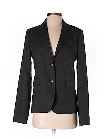 J. Crew Wool Blazer Size 4 (Tall)