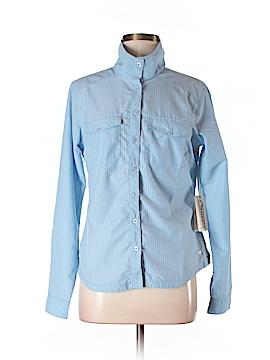 Mountain Khakis Long Sleeve Button-Down Shirt Size M