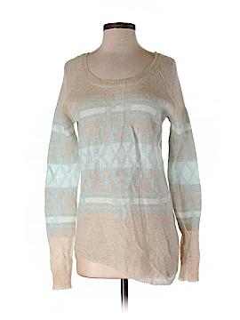 Love Stitch Cashmere Pullover Sweater Size S